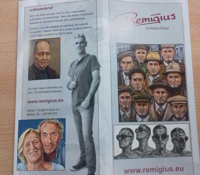 folder Remigius