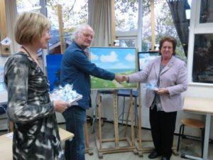 3e prijs Zeezicht, Riet Riemer