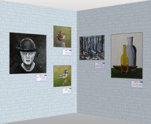 Online tentoonstelling 2021 - mei